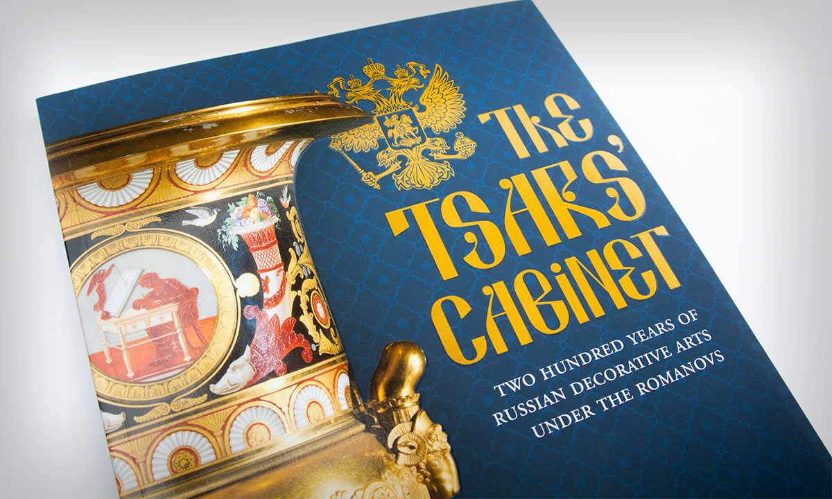 The Tsars' Cabinet: Two Hundred Years of Russian Decorative Arts under the Romanovs
