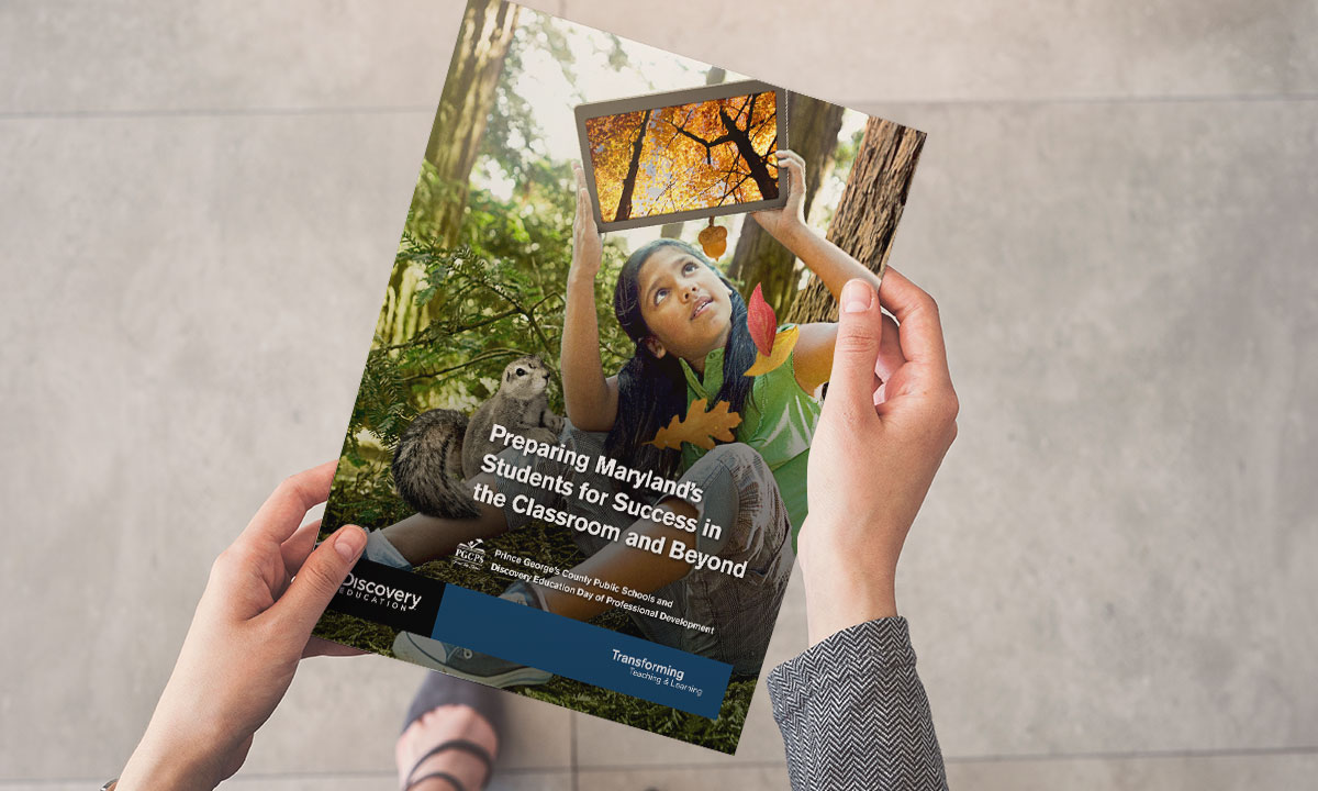 Discovery Education Brochure